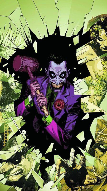 Dangerous Joker Wallpaper