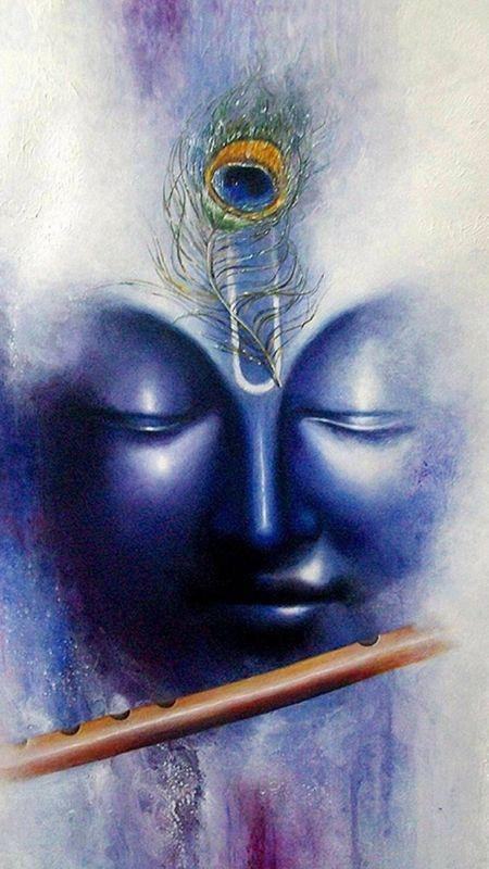 Shyam Flute Wallpaper