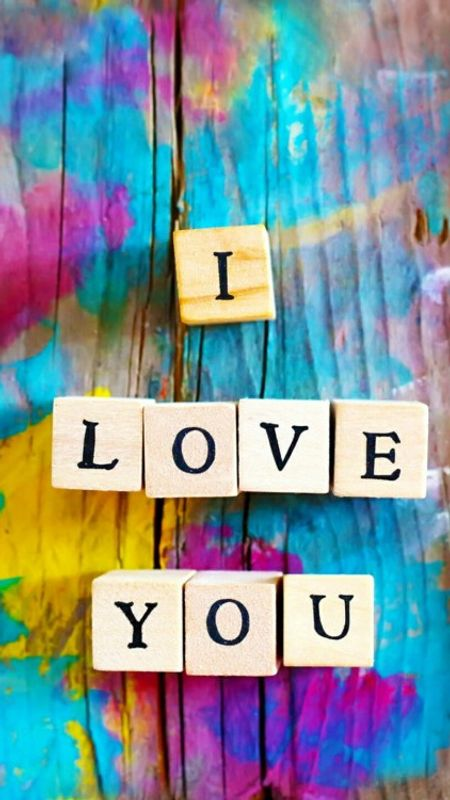 Love wall Wallpaper