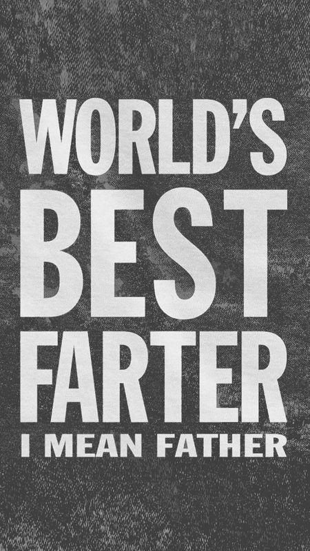 Worlds best father Wallpaper