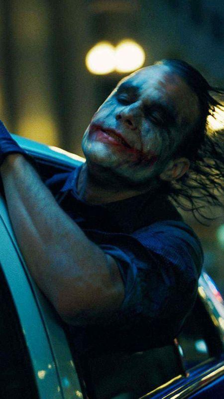 Joker Chase Wallpaper