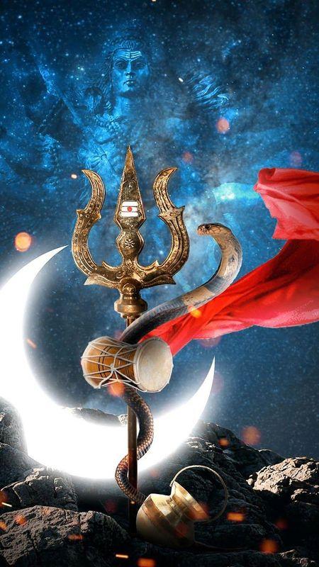 Lord Shiva - Mahakal Wallpaper