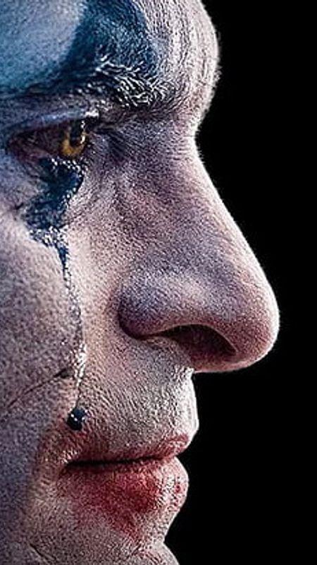 Joker Tear Wallpaper