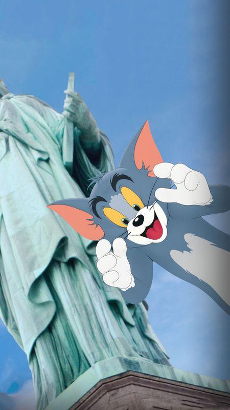 Tom & Jerry - HD Cartoon Wallpaper