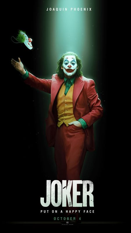 Joker Show Wallpaper