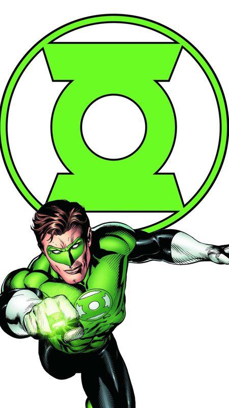 Green lantern - DC Character Wallpaper