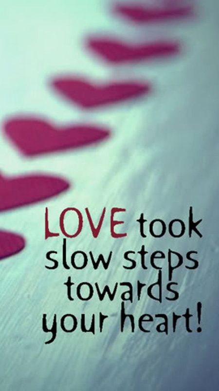 Love quotation Wallpaper