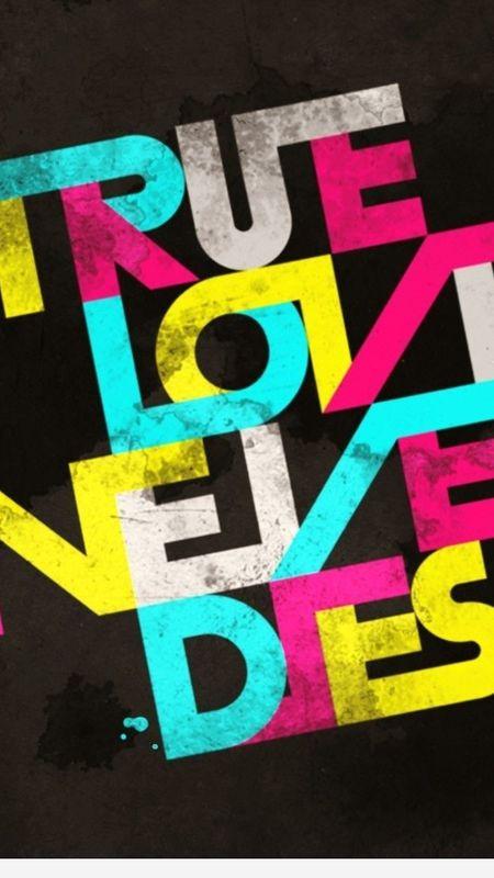 True love Wallpaper