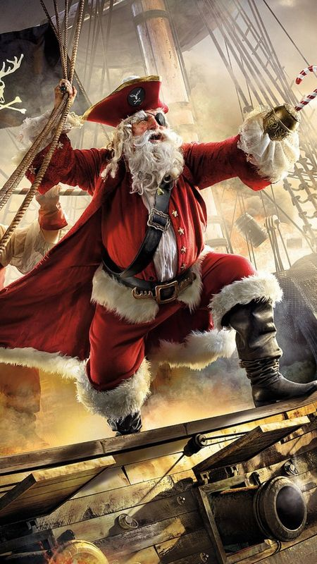 Ship Pirate Wallpaper