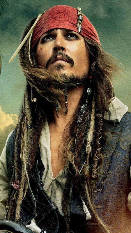 Captain_Jack_Sparrow. Wallpaper