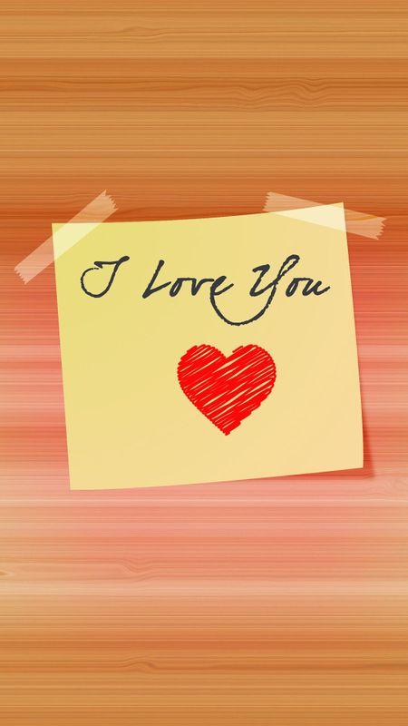 Love Sticker Wallpaper