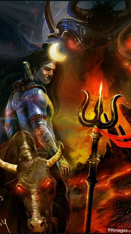 Bhakti - Lord Shiva Wallpaper