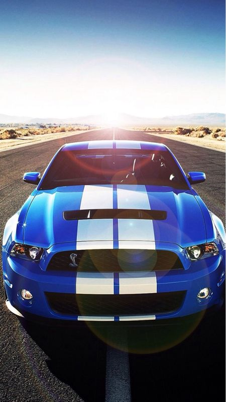 Shelby-Car Wallpaper
