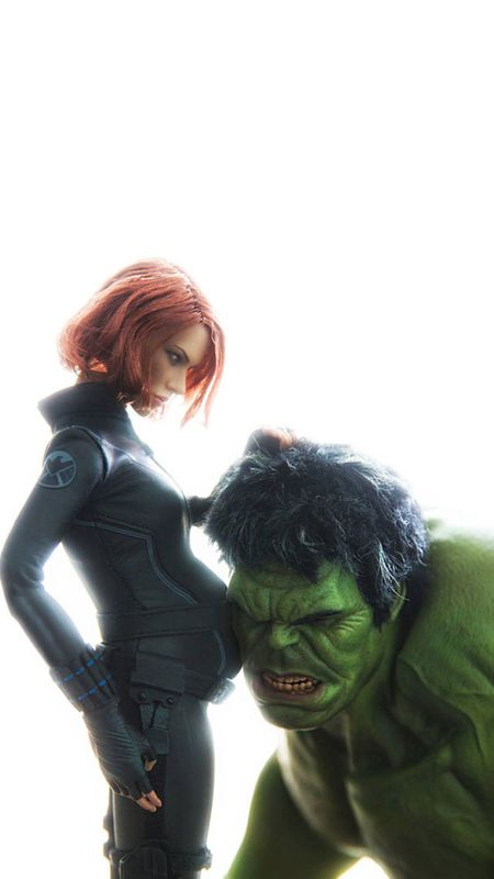 Father Hulk Wallpaper