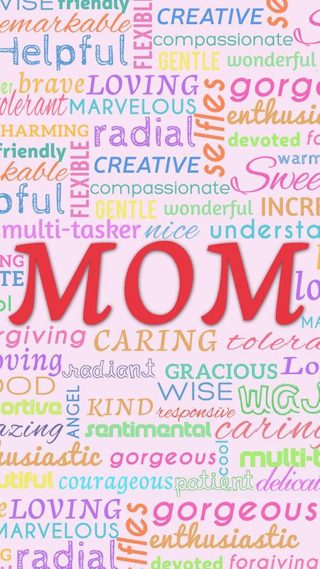 Mom meaning Wallpaper
