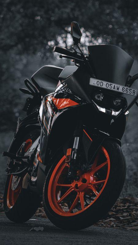 sport bike ktm Wallpaper