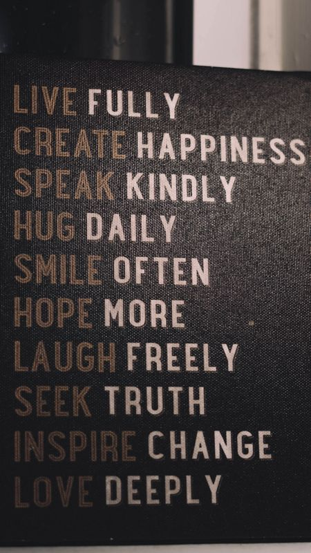 Life Rules Wallpaper