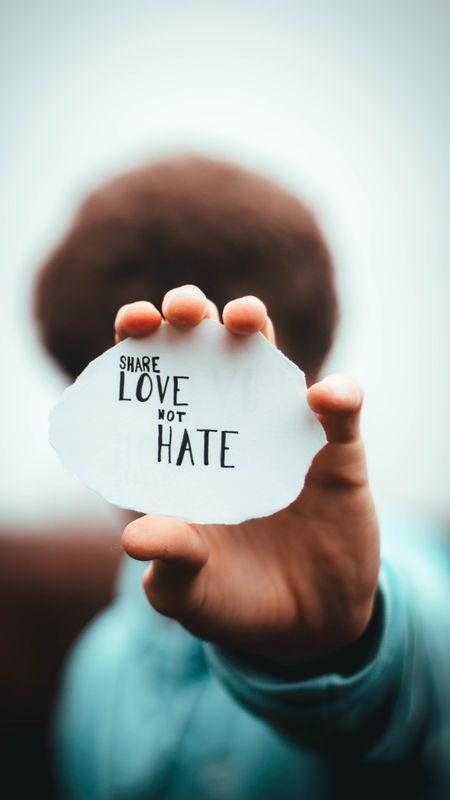 Share love Wallpaper