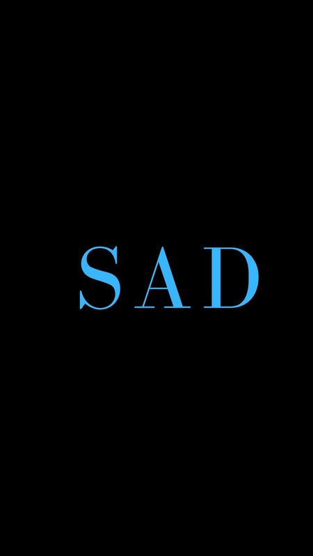 Sadness Wallpaper