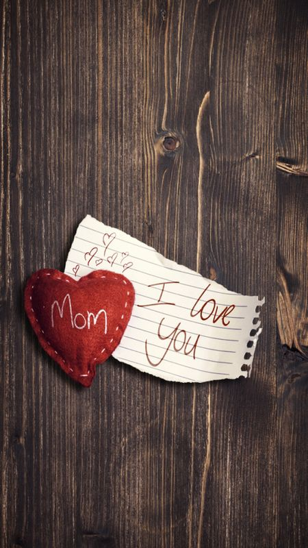 Mom Love Wallpaper