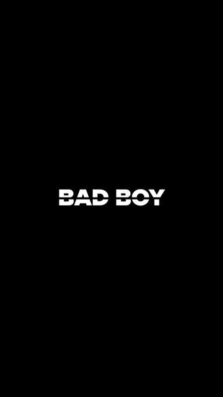 Bad Boy style Wallpaper