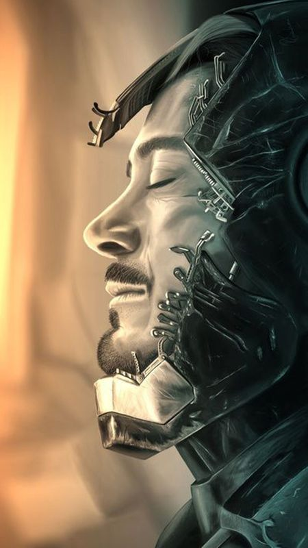 Iron Man Sad Wallpaper