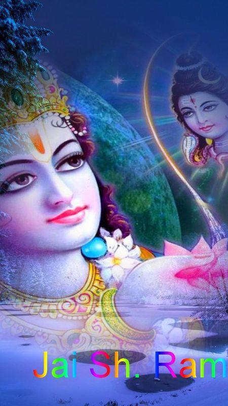 Jai Sh. Ram Wallpaper