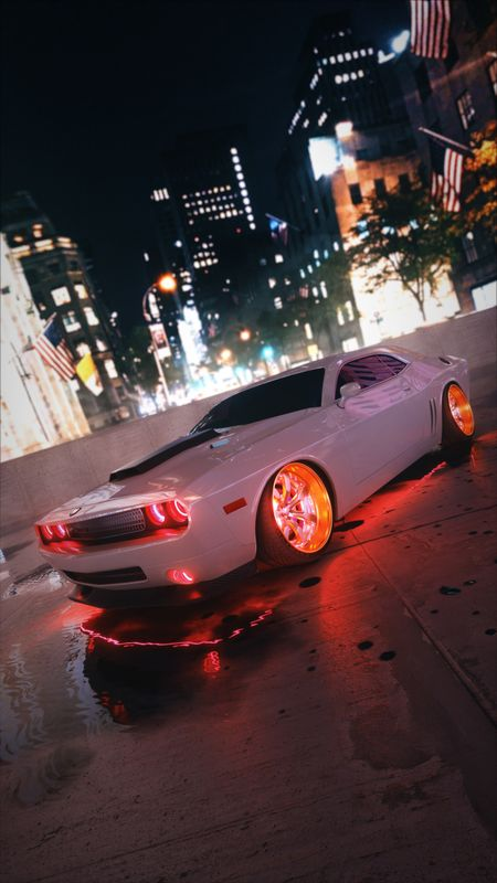 Dodge Drift Wallpaper