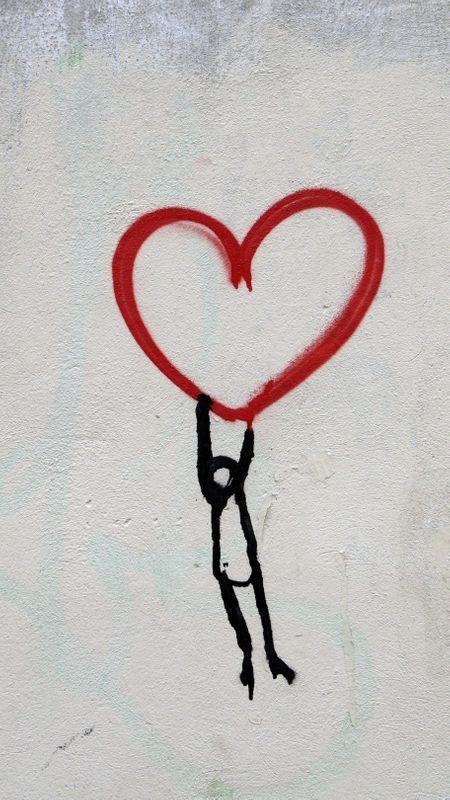 Cool Heart Wallpaper