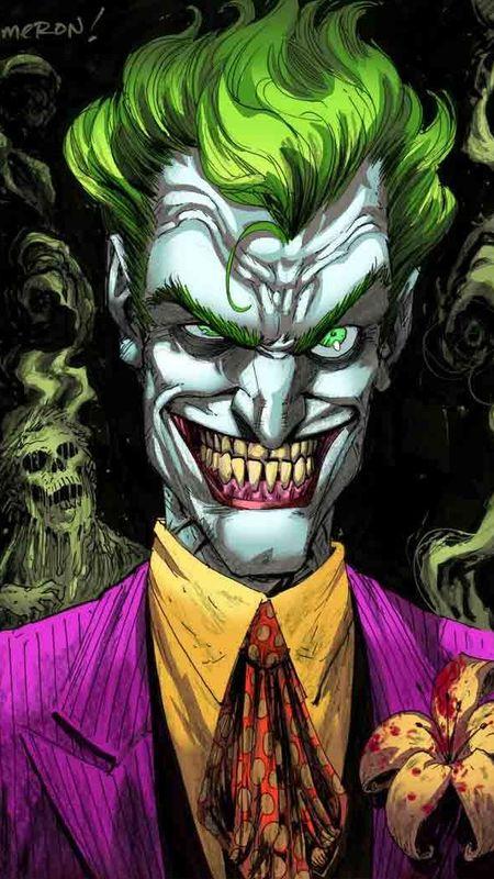 Joker Horror Wallpaper
