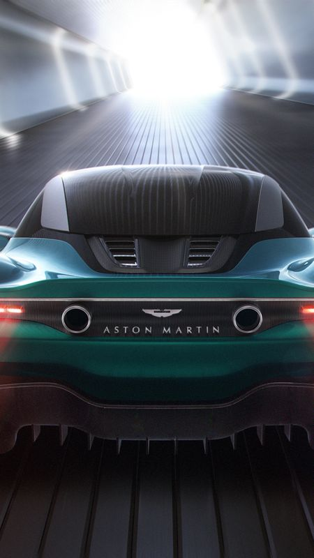 Aston Martin Speed Wallpaper