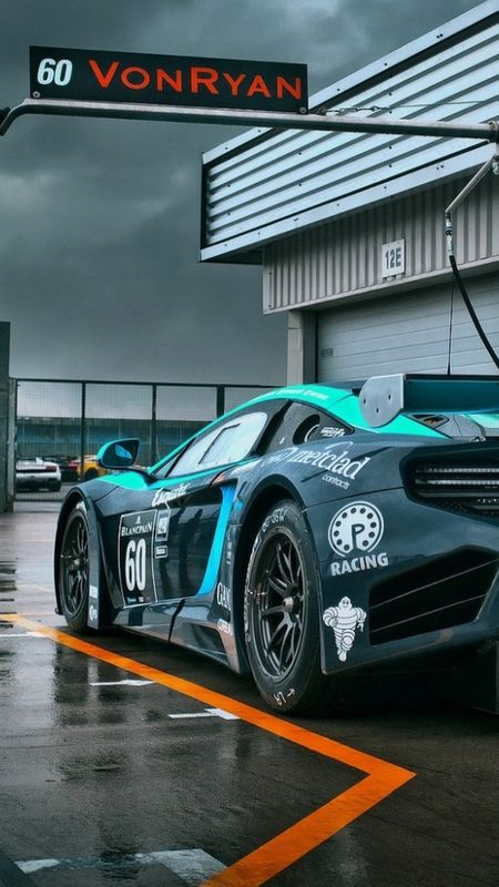 Racing Car Wallpaper