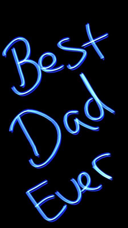 Best Dad Ever Wallpaper