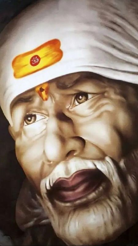 Sai Baba - Full HD Wallpaper