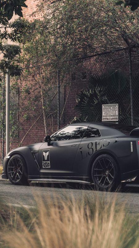 Black Car Wallpaper