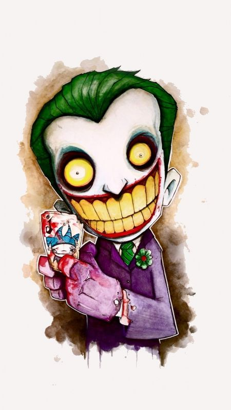 Joker Funny Wallpaper