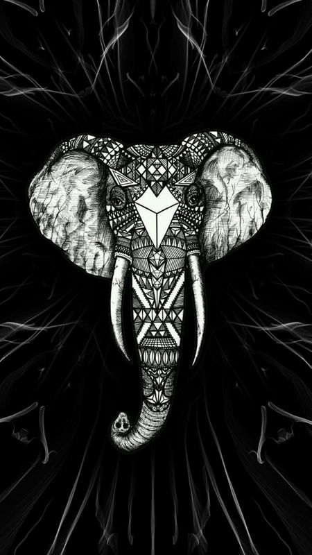 Ganesha Trunk Wallpaper
