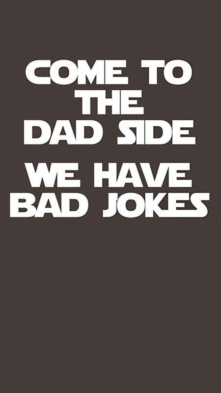 Dad Side Wallpaper
