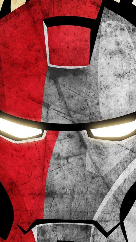 Marvel - Iron Man Helmet Wallpaper