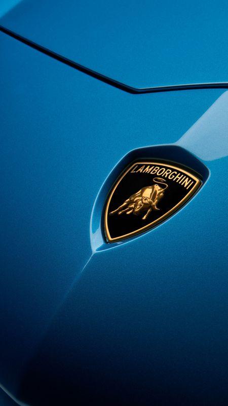 Cool Lamborghini Logo Wallpaper