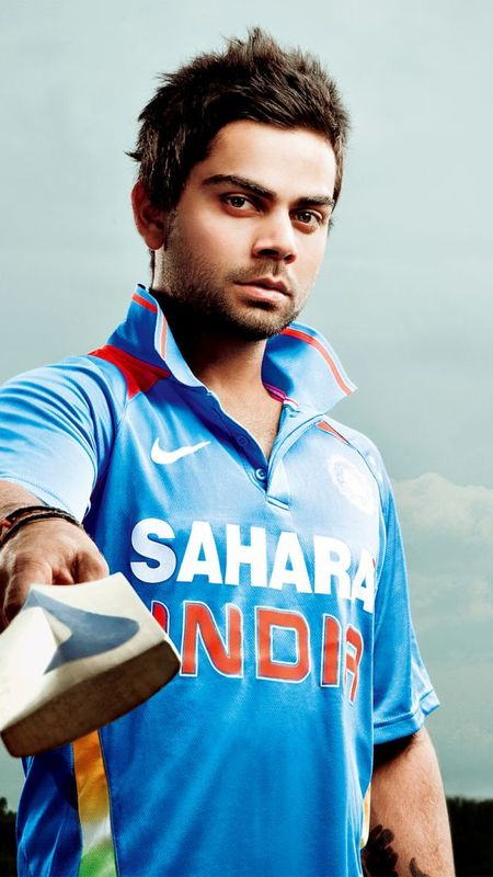 Sports-Virat Kohli Wallpaper