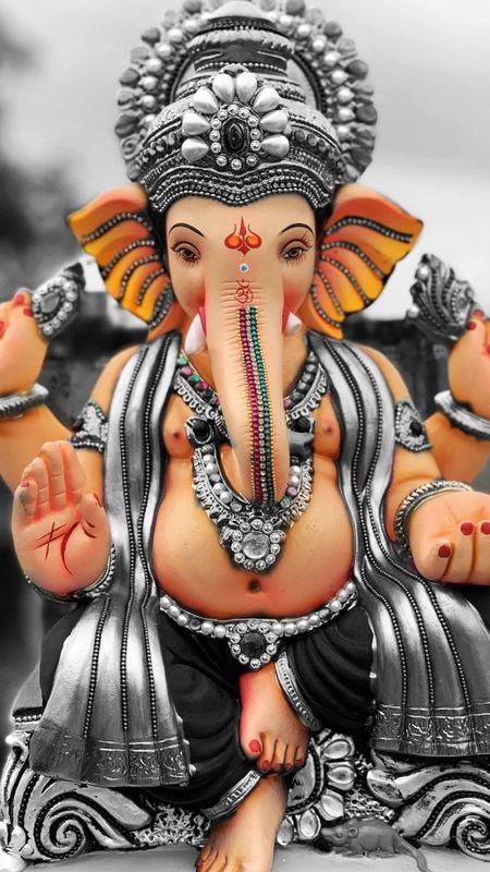 Lord Ganesha - Ganeshji Wallpaper