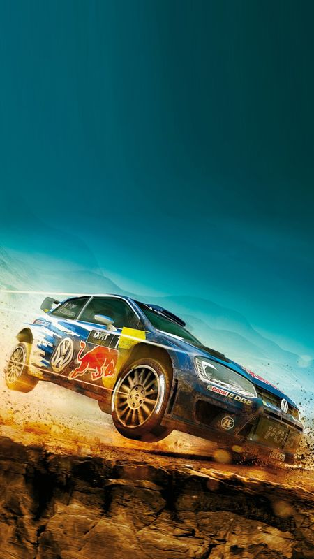 Dirt Car Wallpaper