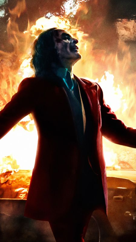 Joker Attitude Wallpaper