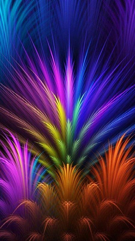 Abstract Colors - HD Wallpaper Wallpaper