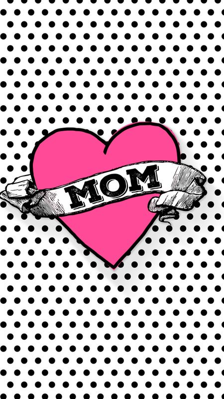 Love you mom Wallpaper