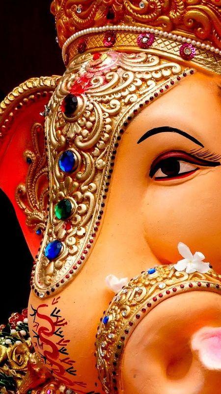 HD lord Ganesha Wallpaper