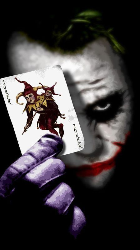 Joker Card Wallpaper