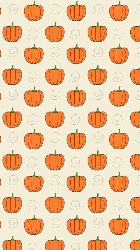 Halloween partten Wallpaper