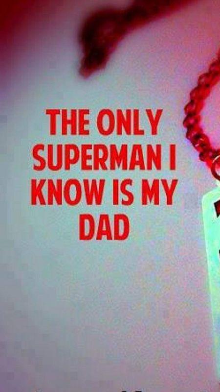 Super Dad Wallpaper
